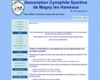 association cynophile sportive de magny les hameaux Magny